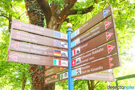 Um dia no Europa Park