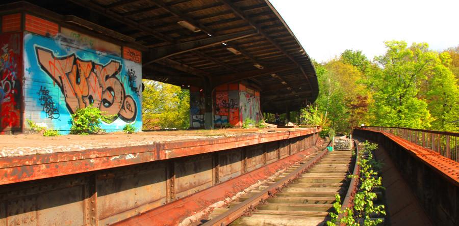 Siemensstadt: A linha fantasma que cruza Berlim