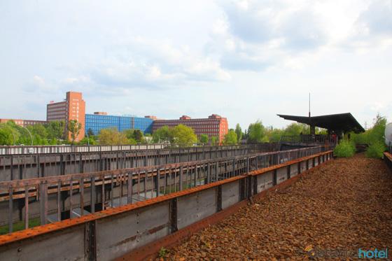 S-Bahnhof Siemensstadt