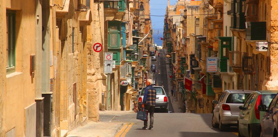 Conheça Valletta, a capital de Malta