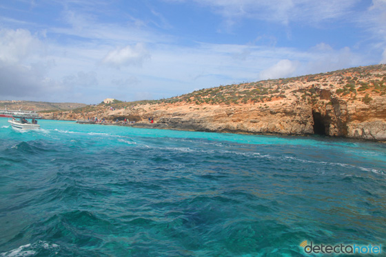 A Lagoa Azul de Malta