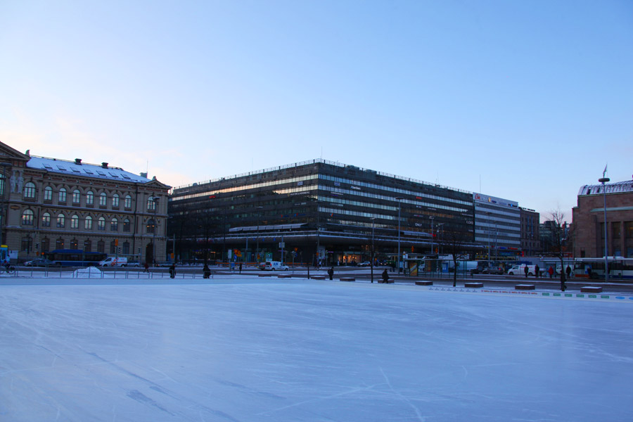 Curling em Helsinki
