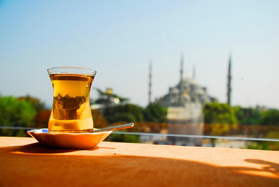 Caminho do Chá - Turquia