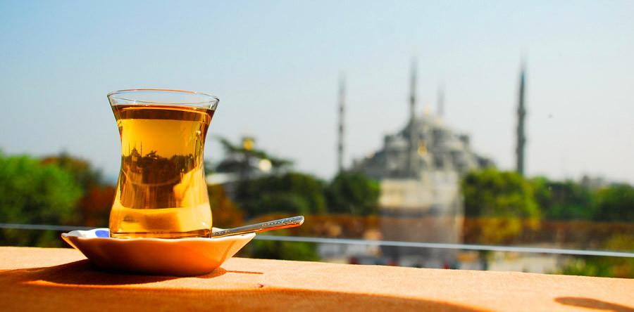 Caminho do Chá Parte I: Turquia