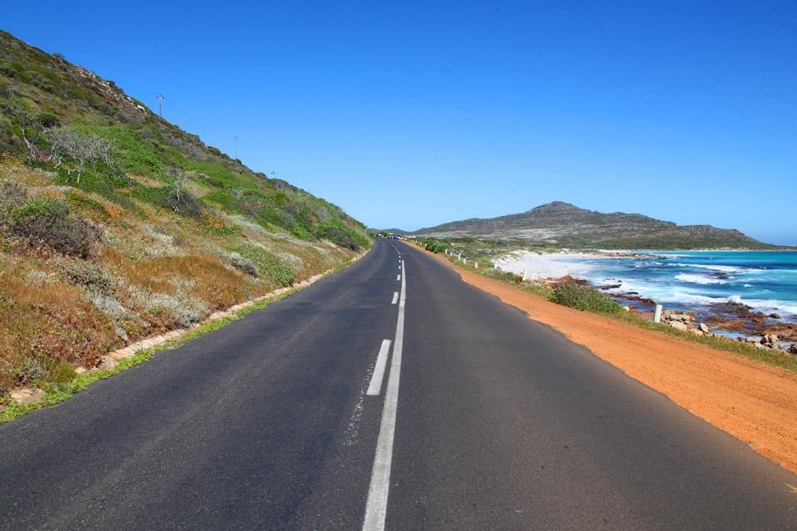 De carro pela África do Sul