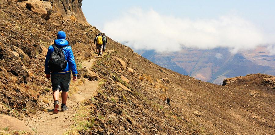 A montanha sul-africana que desafiou meus limites. E perdeu!