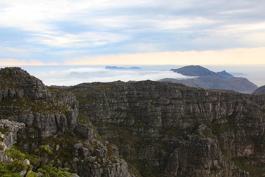 Table Moutntain, Cidade do Cabo