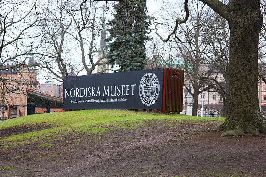 Museu Nordiska!