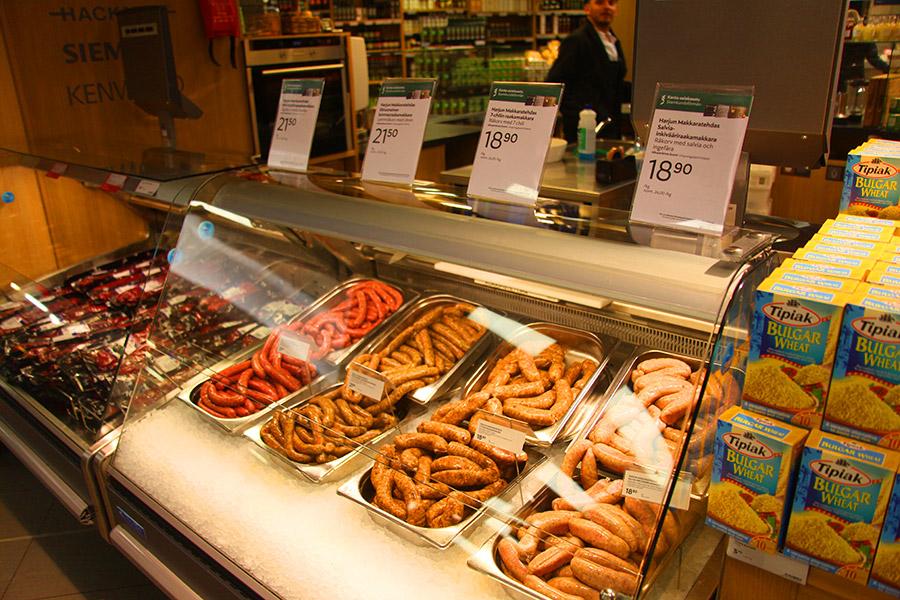 Passeio pelas comidas finlandesas!