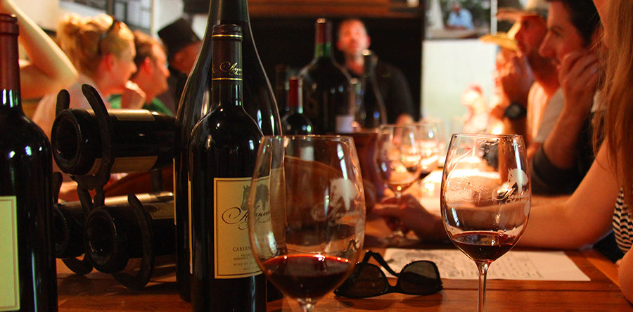 As vinícolas da Cidade do Cabo!