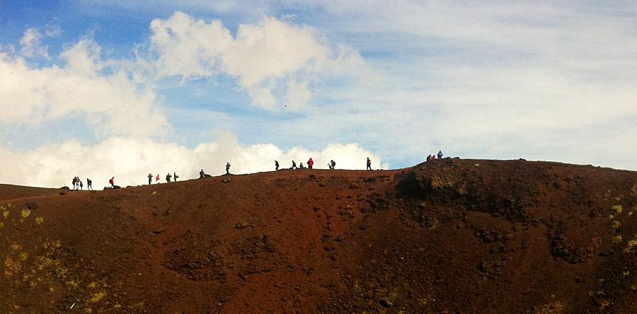 Minha primeira (e frustrante) visita a um vulcão ativo