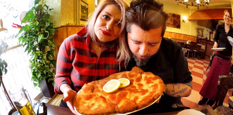 Comer em Berlim: o desafio do Schnitzel de 1 quilo!
