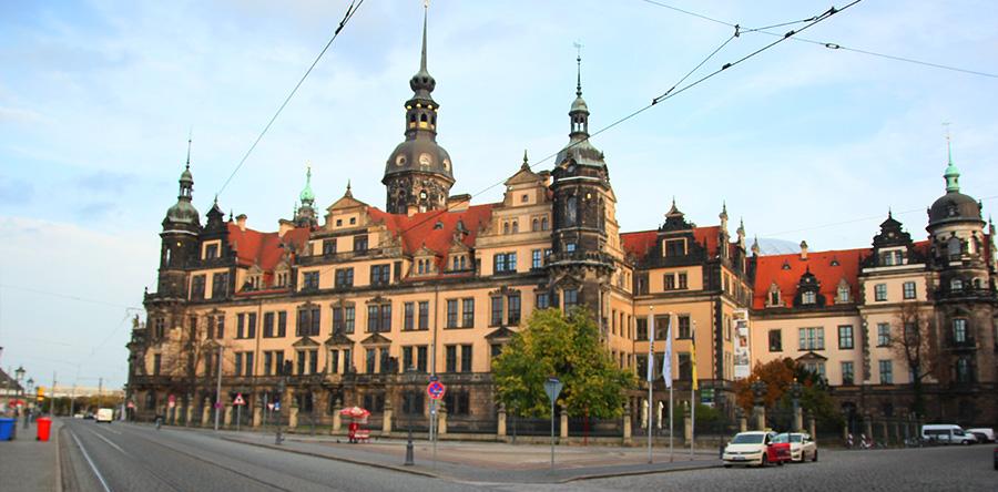 Roteiro: Centro histórico de Dresden