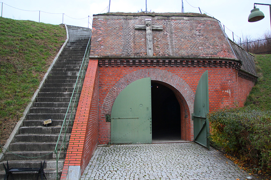 Fort VII e as câmaras de gás