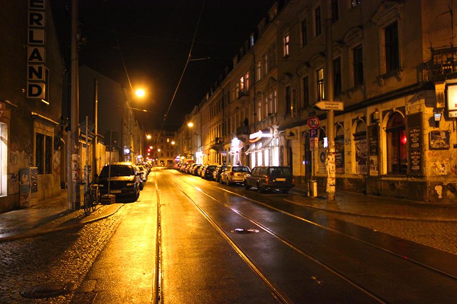 Lado B de Dresden