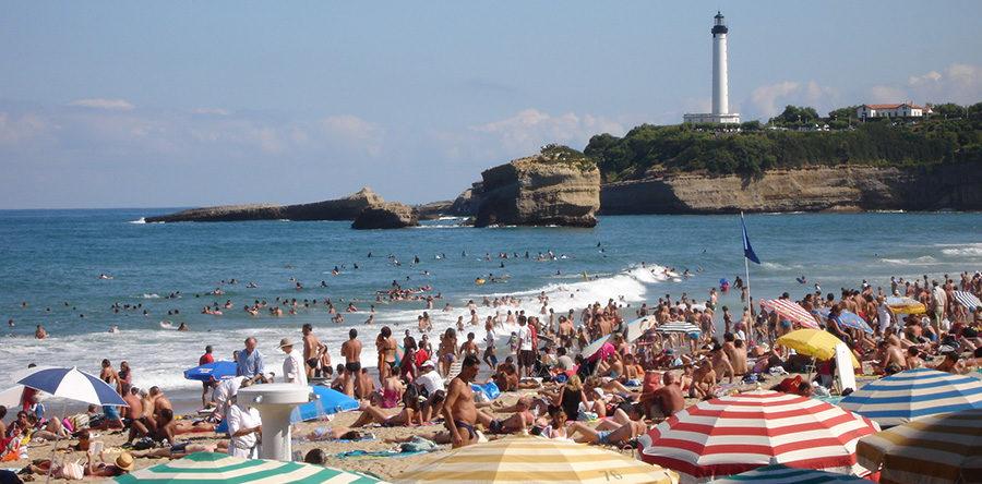 Roteiro: um fim de semana em Biarritz
